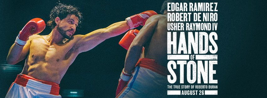 "Review of ""Hands of Stone"""