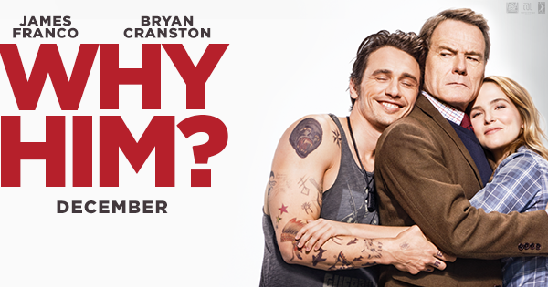 "Review of ""Why Him?"""