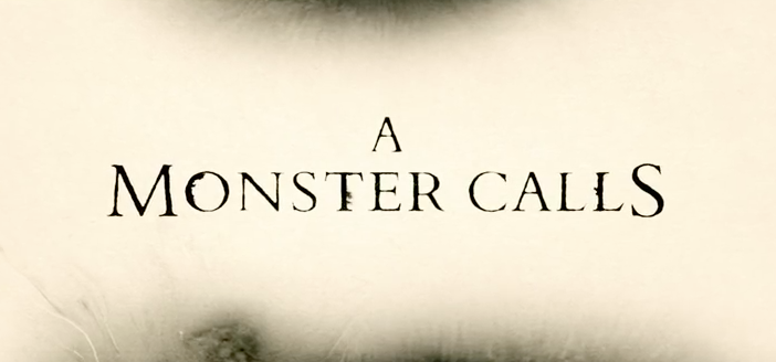 "Review of ""A Monster Calls"""