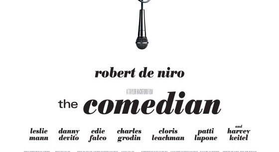 "Review of ""The Comedian"""