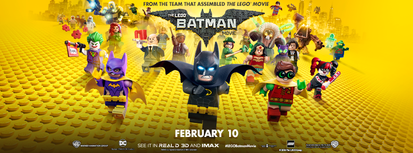 "Review of ""The LEGO Batman Movie"""