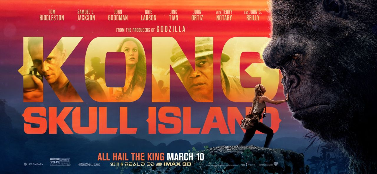 "Review of ""Kong: Skull Island"""