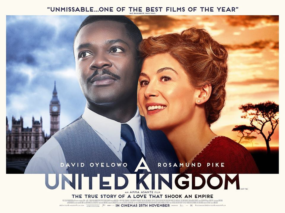 "Review of ""A United Kingdom"""