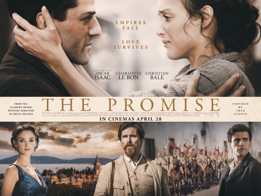 "Review of ""The Promise"""