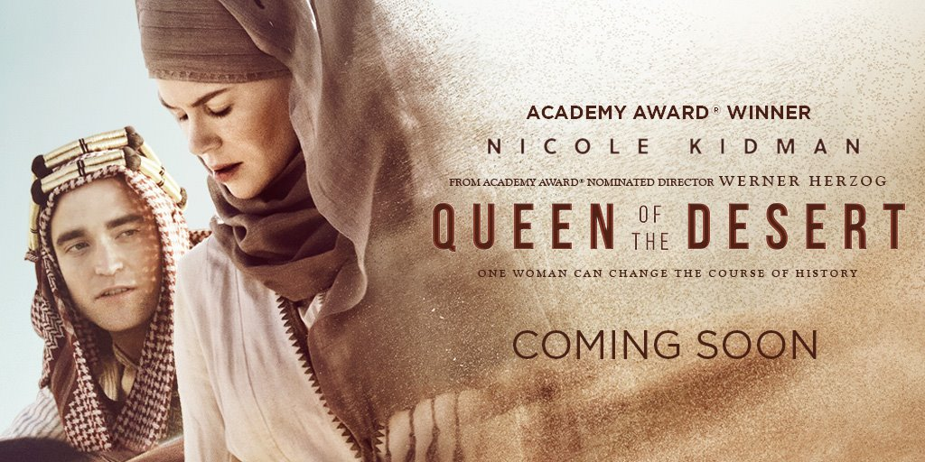 "Review of ""Queen of the Desert"""