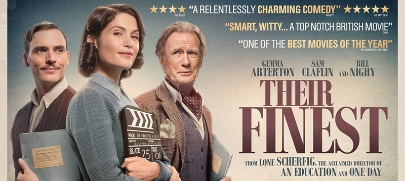"Review of ""Their Finest"""