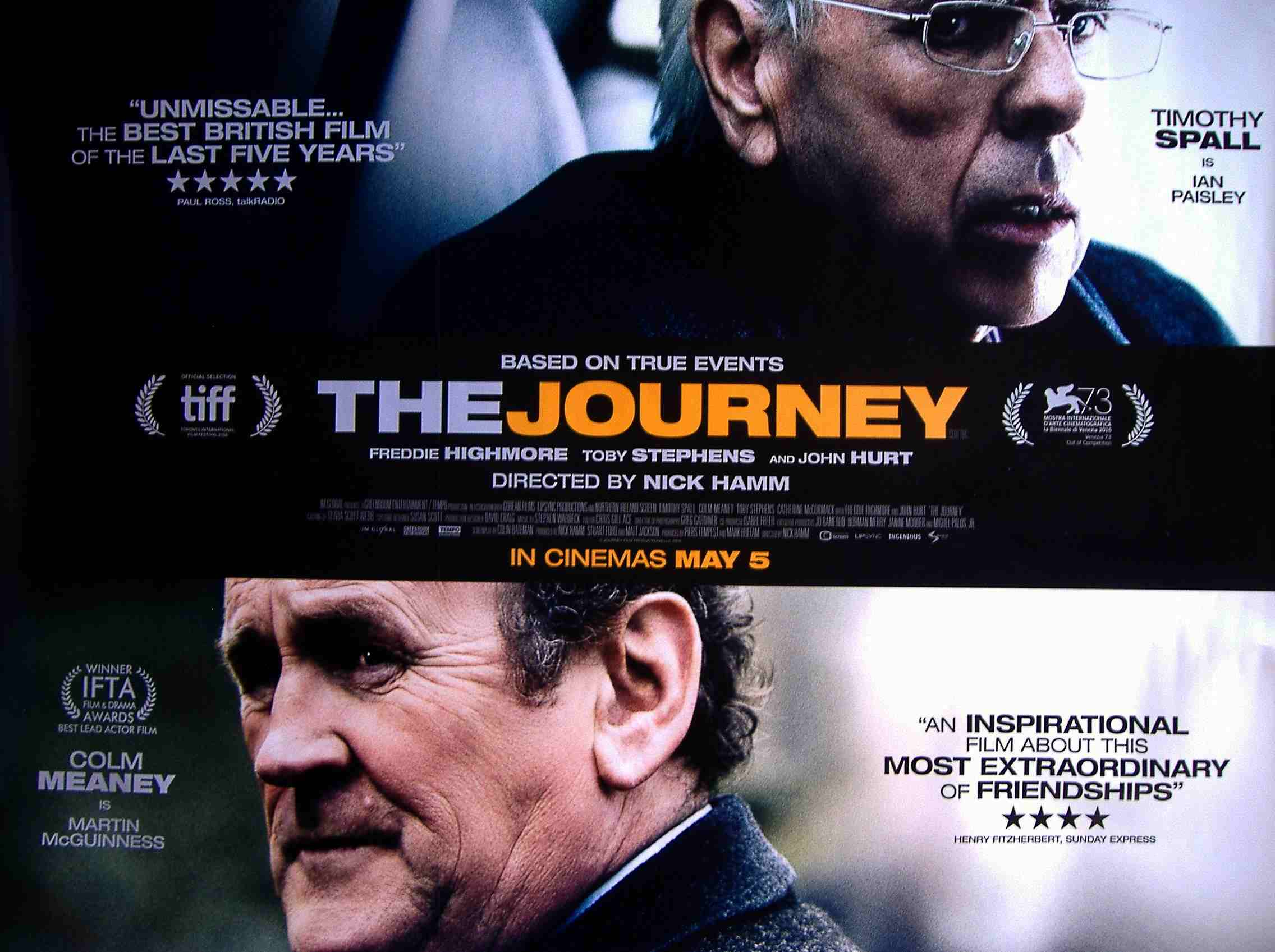 "Review of ""The Journey"""