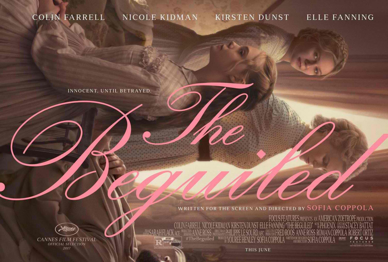 "Review of ""The Beguiled"""