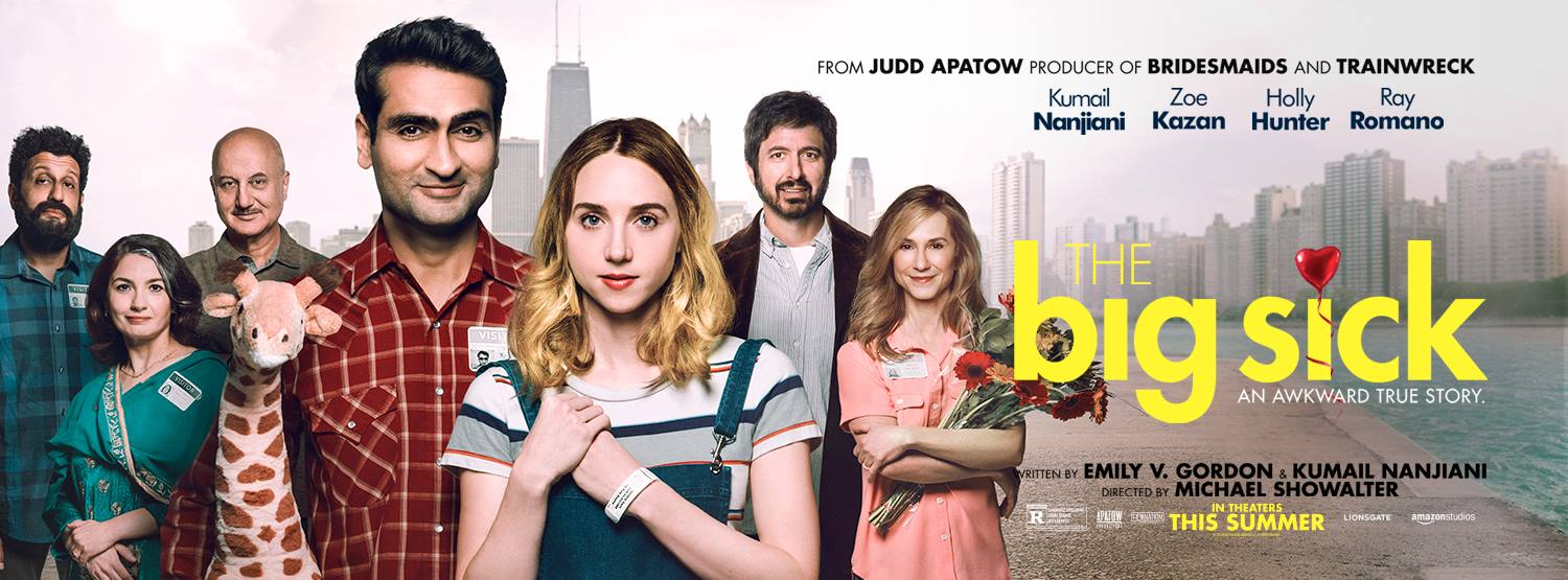 "Review of ""The Big Sick"""