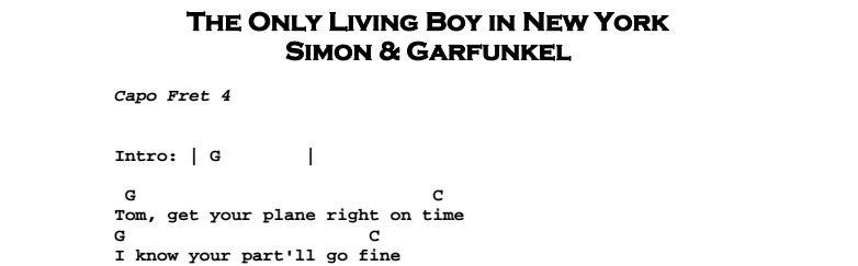 Simon-Garfunkel-The-Only-Living-Boy-In-New-York-Songsheet-Optimized (1)