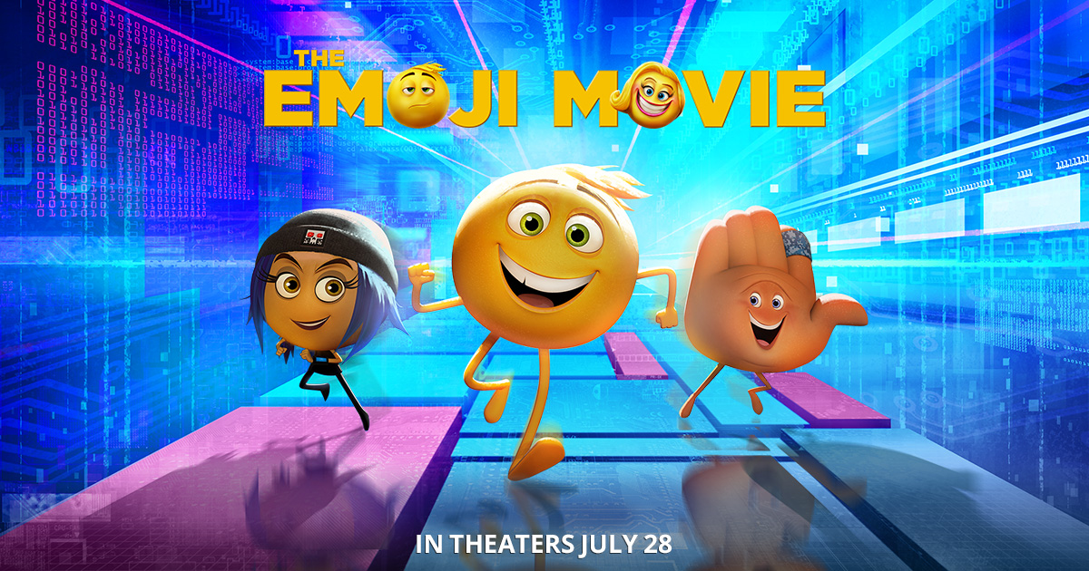"""Review of """"The Emoji Movie"""""""