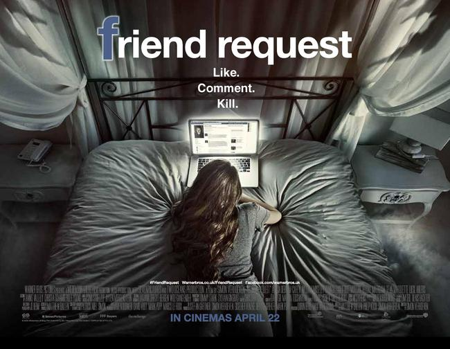 """Review of """"Friend Request"""""""