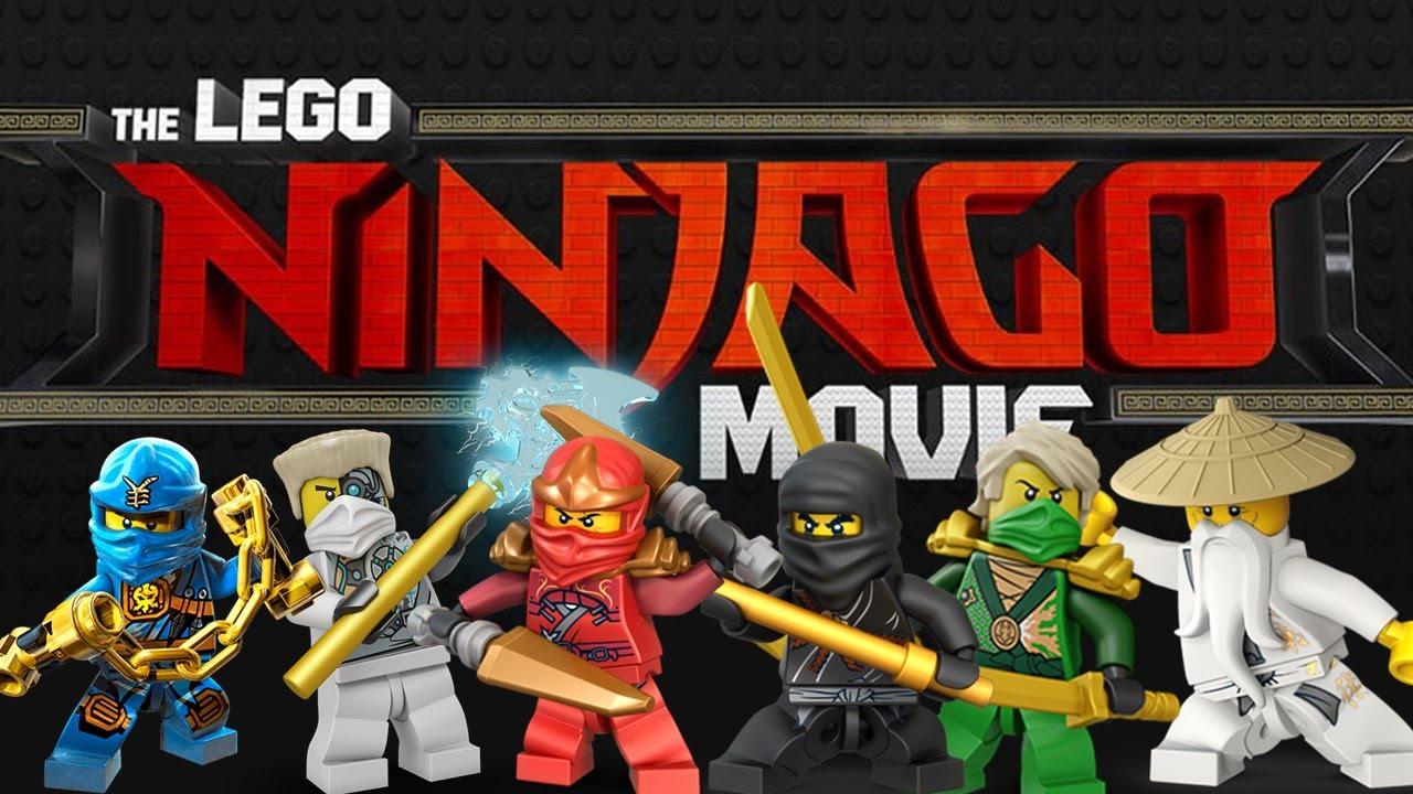 "Review of ""The Lego Ninjago Movie"""