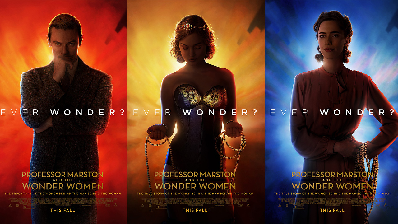 "Review of ""Professor Marston & the Wonder Women"""