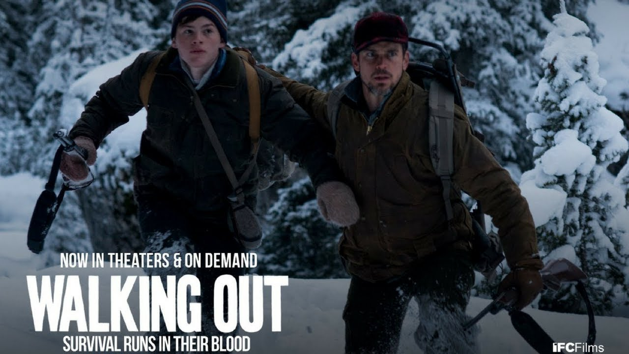 "Review of ""Walking Out"""