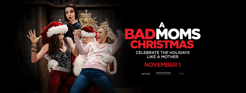 """Review of """"A Bad Moms Christmas"""""""