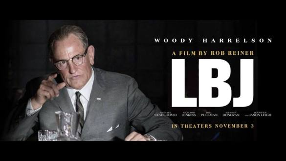 "Review of ""LBJ"""