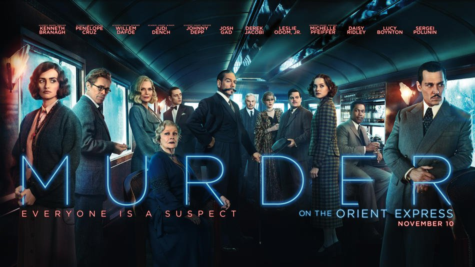"Review of ""Murder on the Orient Express"""