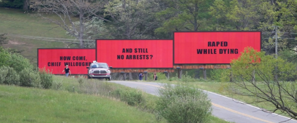 """Review of """"Three Billboards Outside Ebbing, Missouri"""""""