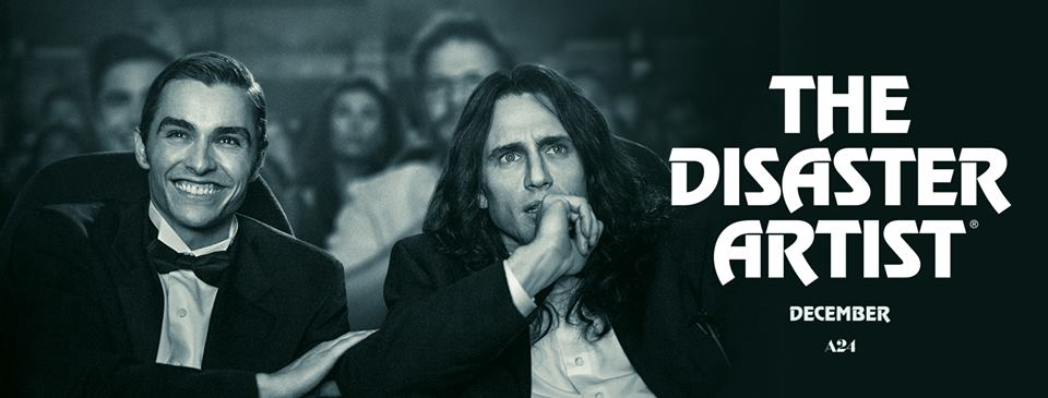"Susan Granger's Review of ""The Disaster Artist"""