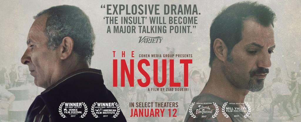 The Insult Banner Cohen Media