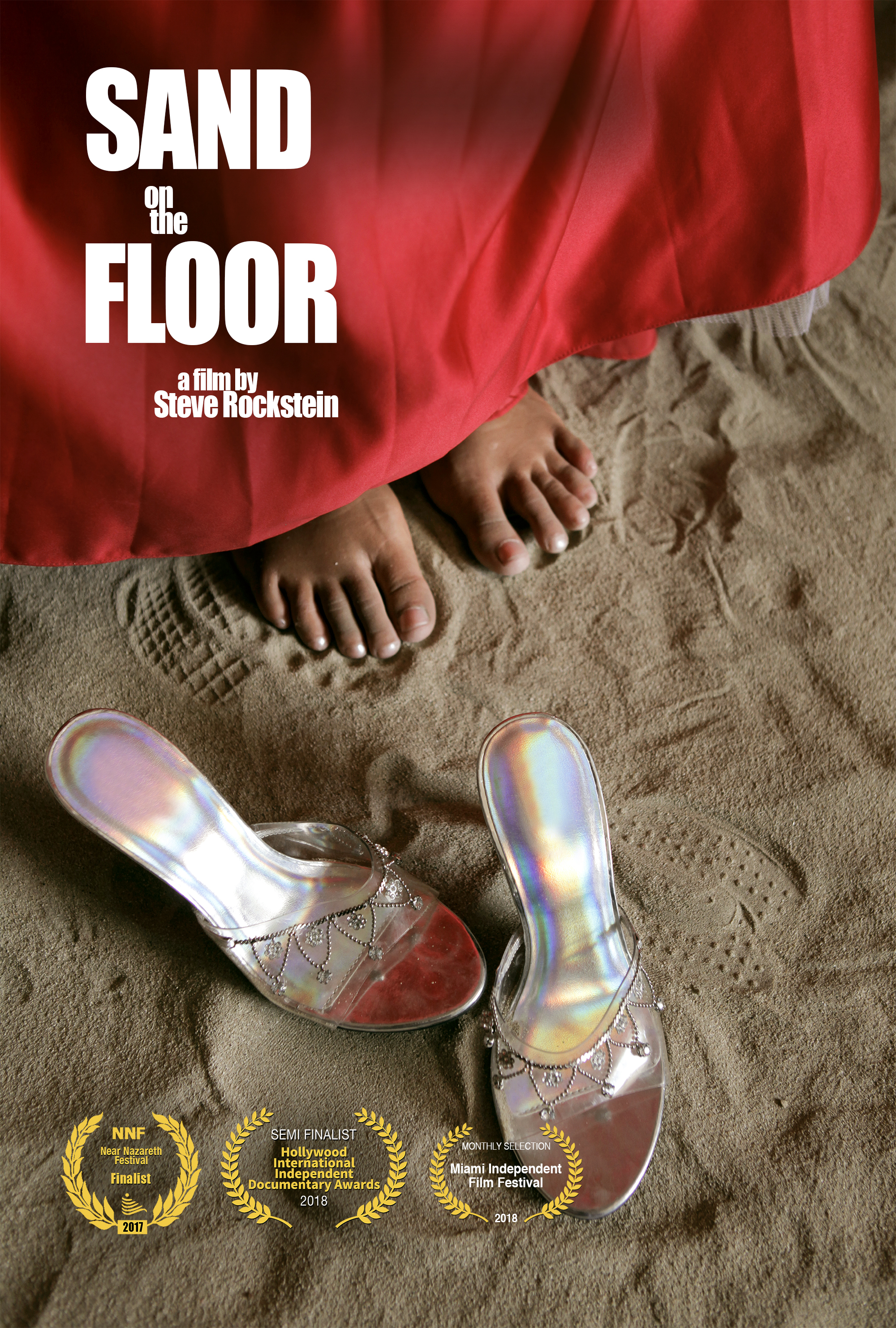 """Susan Granger's Review of """"Sand on the Floor"""""""