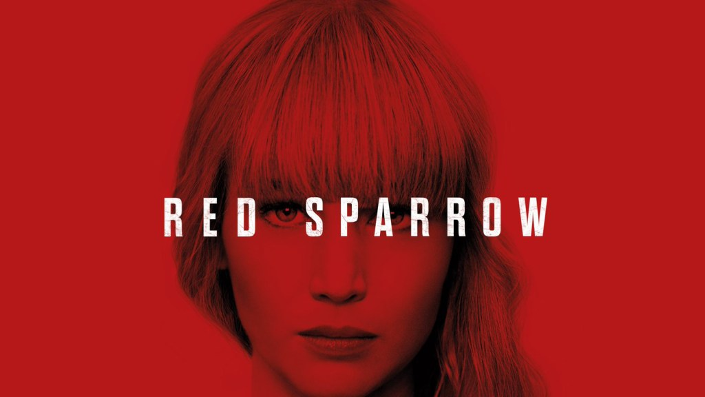 "Susan Granger's Review of ""Red Sparrow"""