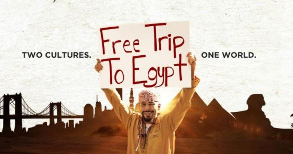 Image result for a free trip to egypt